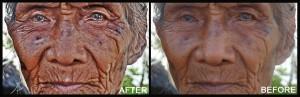 ENHANCING AGING BEAUTY